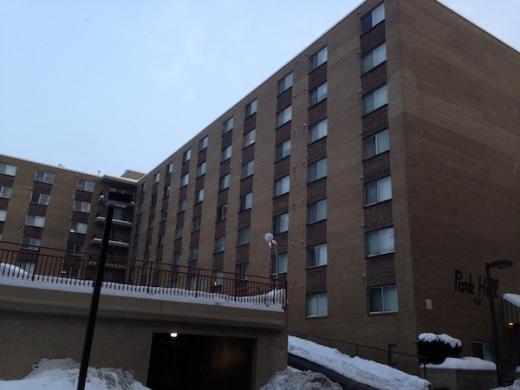 Woman Reports Indecent Assault in Apartment Building Laundry Room