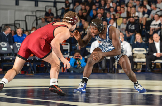 Penn State Wrestling Defeats No. 5 Oklahoma State, 23-12