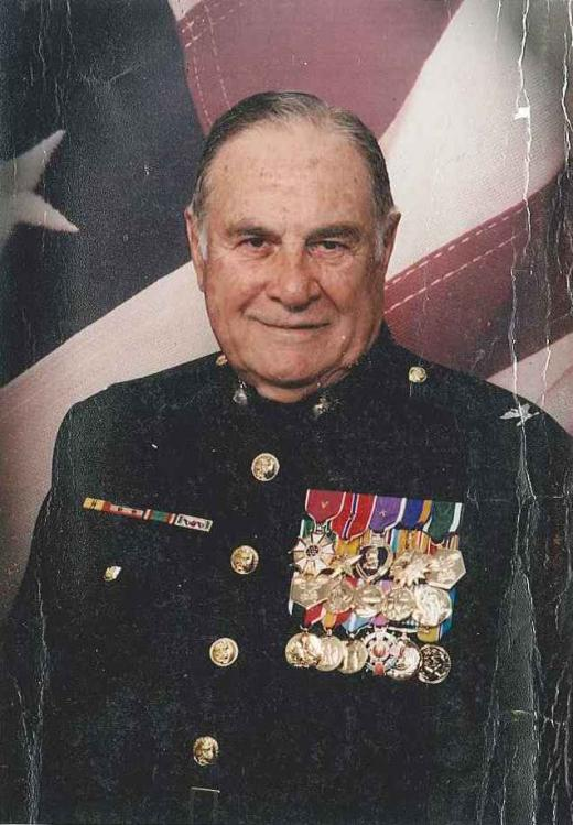 American War Hero Passes Away, Colonel Gerald Russell Was Noted Community Leader