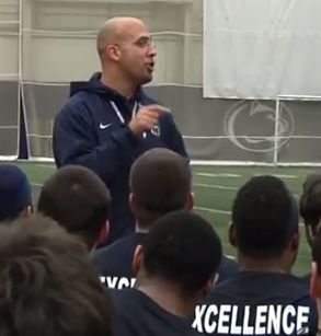 Penn State Football: Franklin Practice Day 1, NCAA Sanctions Day 601