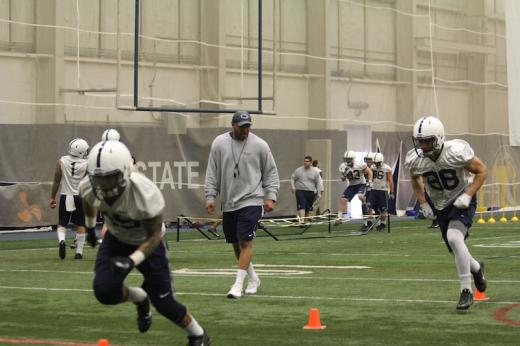 Penn State Football: Nittany Lions Hit The Field Running On Monday
