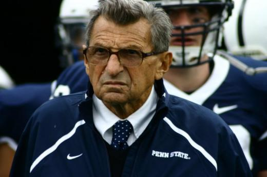 Documents Show University Called Off Joe Paterno Tribute