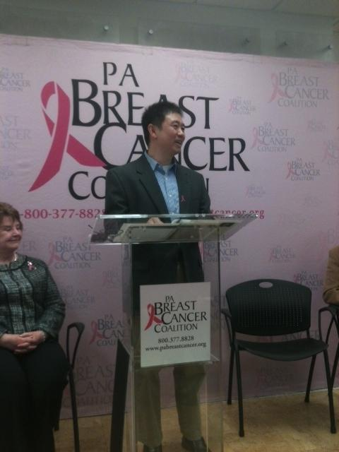 Penn State researcher receives $50,000 grant from PA Breast Cancer Coalition
