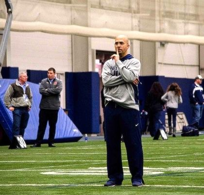Penn State Football: James Franklin's Friends & Framily Plan