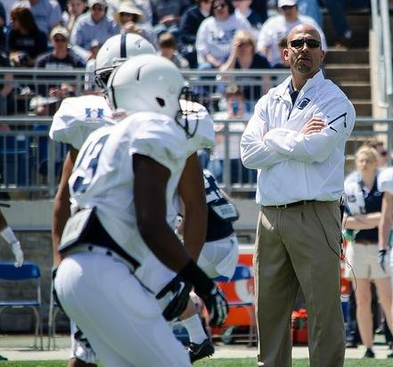 Penn State Football: James Franklin Wins The Day in a Shutout
