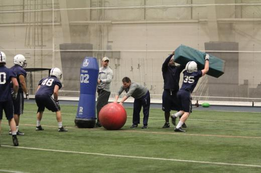 Penn State Football: Alosi Suspended Indefinitely Franklin Says