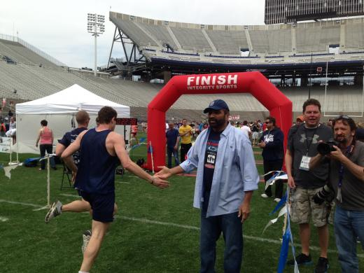 Thousands Take Part in Special Olympics Run at Beaver Stadium