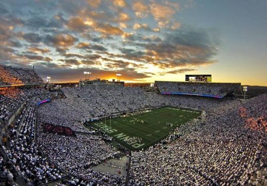 Penn State Football: Nittany Lions' Clash With Buckeyes Set For 8 PM Kick