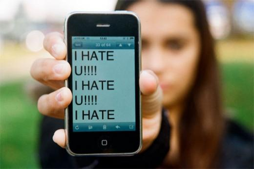 Cell phones and cyberbullying