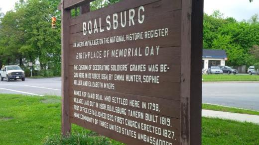 Boalsburg Celebrates 150th Memorial Day
