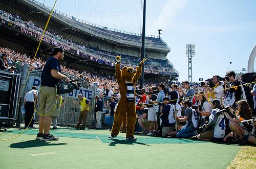 Penn State Athletics: Recruiting Spending Up 80 Percent Since 2008