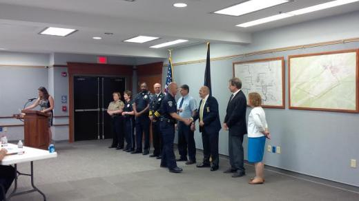 Centre County First Responders Complete Crisis Intervention Training