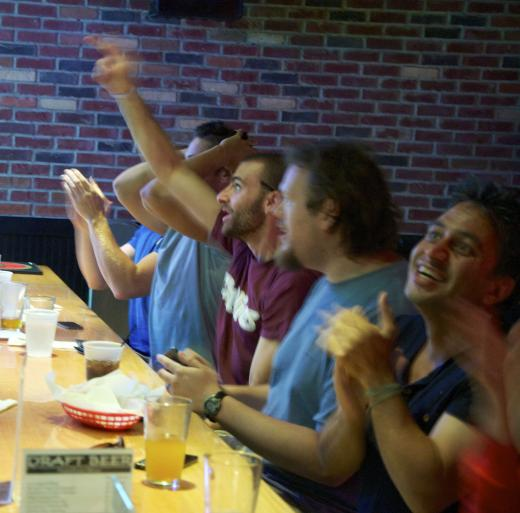 World Cup Brings Sports Fans of All Backgrounds Together