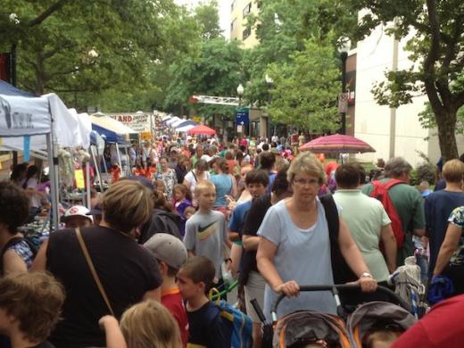 Arts Fest a 'Homecoming' for State College Community