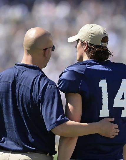 After Christian Hackenberg & James Franklin, Who is Penn State's No. 3 Star?