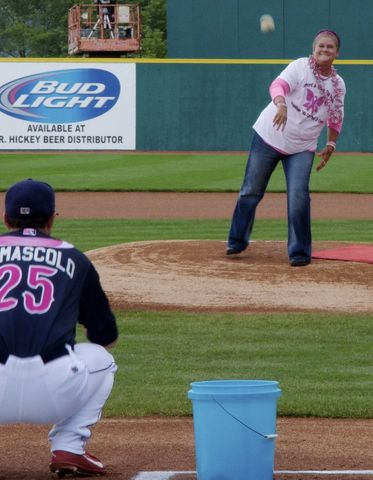 Paint the Park Pink makes Spikes 'More Than a Baseball Team'