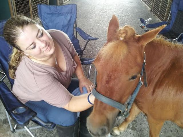 Equine Events Draw Riders to Grange Fair