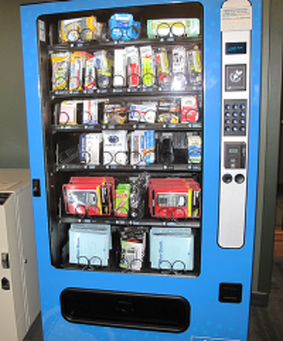 Penn State Gets Serious About Campus Vending Machines