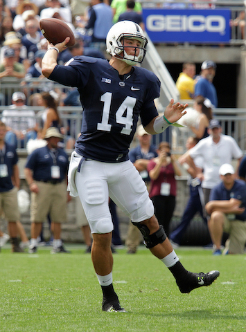 Penn State Football: For Hackenberg Each Pass Is A Decision