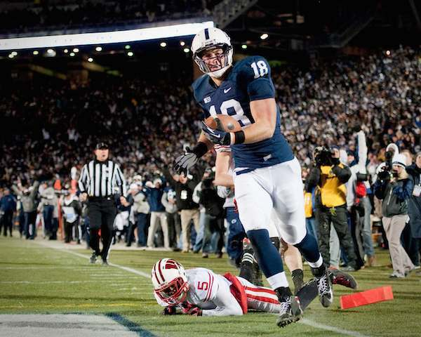 Penn State Football: James Heads South By Southeast Yet Again