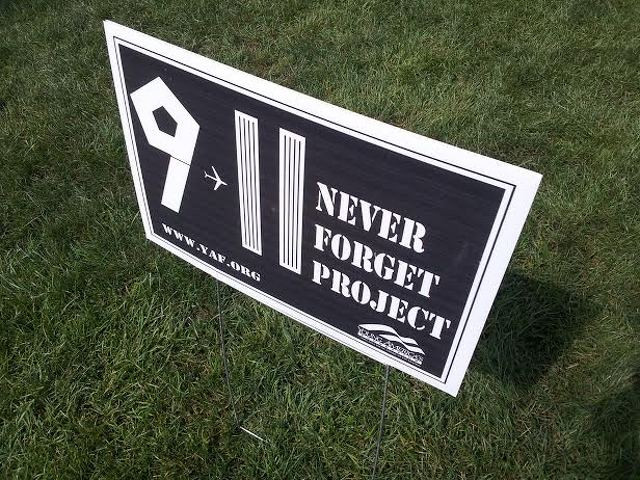 Penn State Students Remember 9/11 Victims on 13th Anniversary of Attacks
