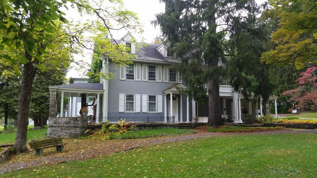 Officials Dealing With Aftermath of Boal Mansion CEO Federal Indictment