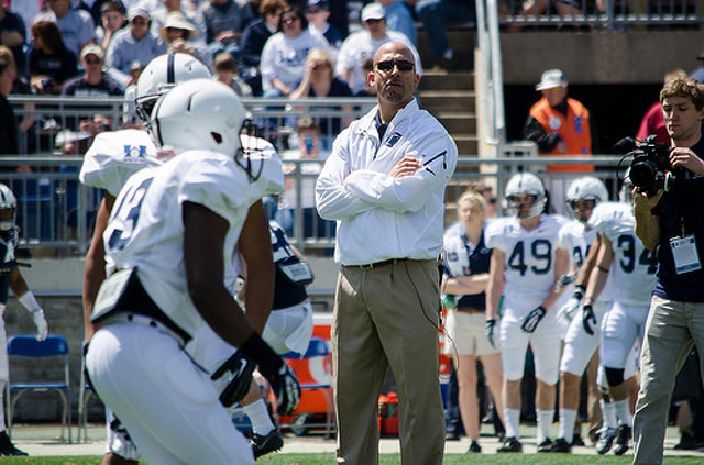 Penn State Football:Franklin Headed East For Recruiting Weekend