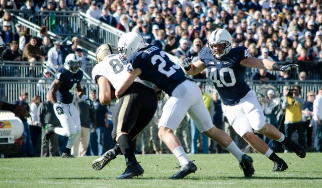 Penn State Football: Ryan Keiser Suffers Season Ending Rib Fracture, Bowel Injury, Recovering From Surgery