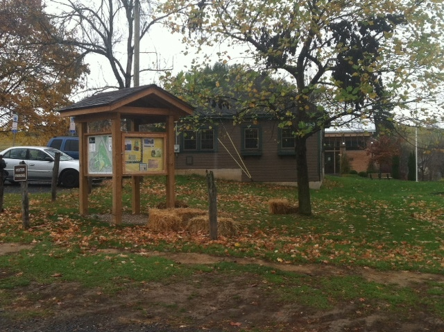 Nature Center Adds Parking Lot While Trying to Stay Green