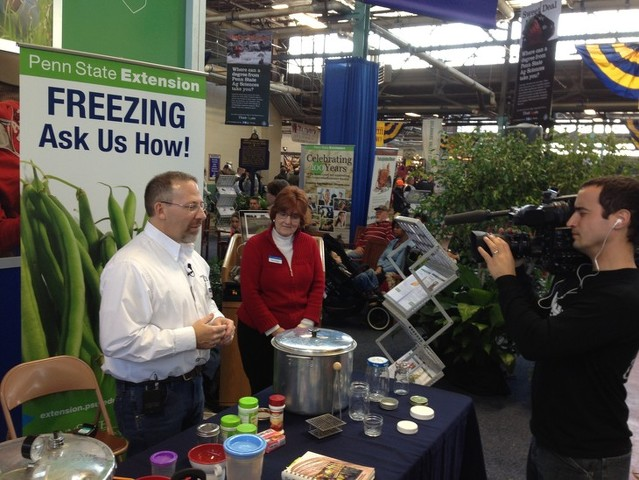 Farm Show Visitors to Learn Gardening from Penn State 'Masters'