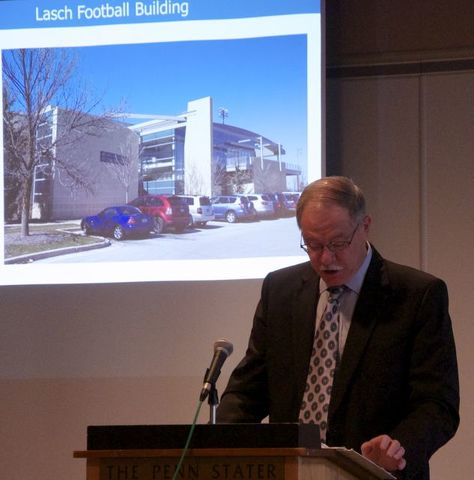 BOT Committee Approves Building Renovations, Health System Merger