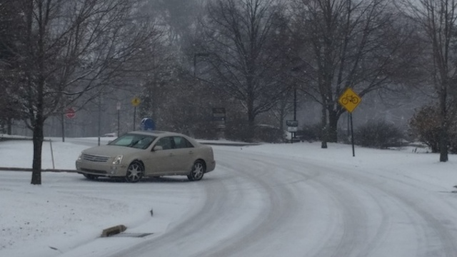 Wintry Weather Could Create Slippery Conditions, Schools Close Early