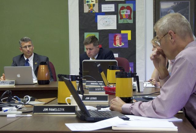 School Board Votes to Save $13.6 Million on High School Project
