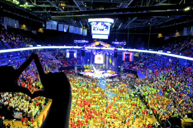 Students Sitting On The Floor >> State College, PA - 46 Hours For The Kids: THON By The ...