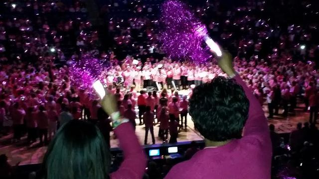 BJC Packed With Pink, $200K Raised For Breast Cancer Research