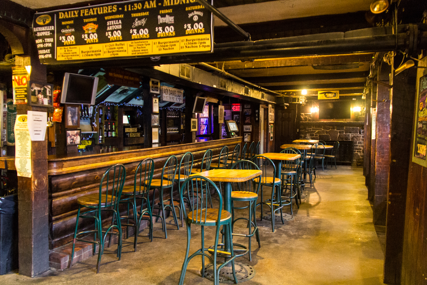 The All-American Rathskeller: From Prohibition To Ponies