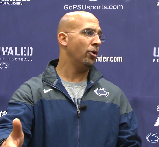 Penn State Football: Time is The Essence of James Franklin