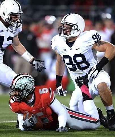 Penn State Football: Can Zettel & AJ Rank Among the Top All-time DT Duos?