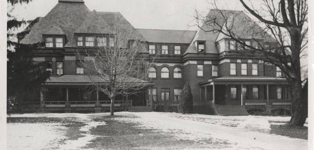Penn State History Lesson: The Ladies Cottage
