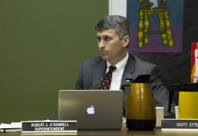 School Board Talks Tax Increase For 2015-16 Budget