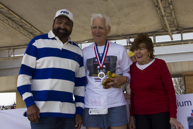 Thousands Run To Beaver Stadium In Support of Special Olympics Pennsylvania
