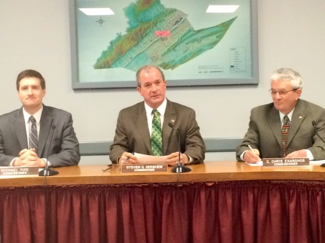 County Commissioners Enjoy a Break from Controversy, Vote to Apply for Hazmat Grant