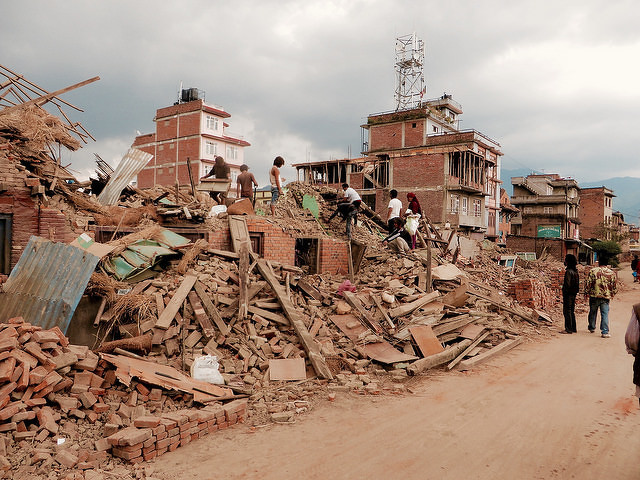 Nepal Earthquake Disaster Strikes Close to Home for Penn State Students