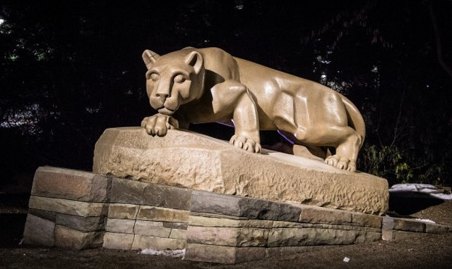 Attempted Assault And Stalking Reported Near Lion Shrine
