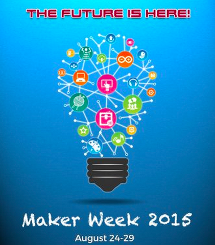 Schlow Maker Week Focused on Community, Technology, and Collaboration