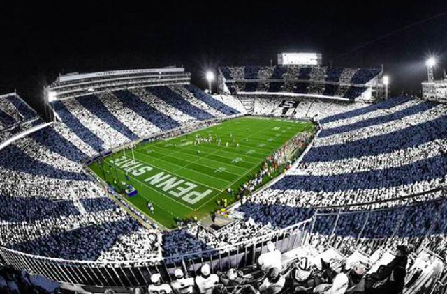 Penn State Football: Details Released On First Ever 'Stripe Out'