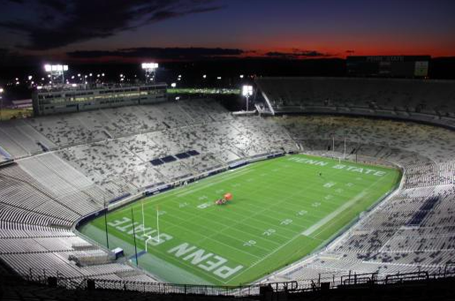 Penn State Football: New ADA And Other Parking Changes Announced