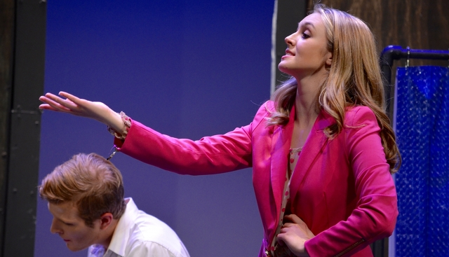 'Legally Blonde: The Musical' Snaps Into Schwab Auditorium