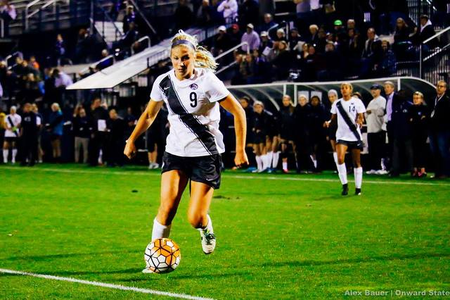 Women's Soccer Punches Ticket to National Championship, Defeats Rutgers 2-0