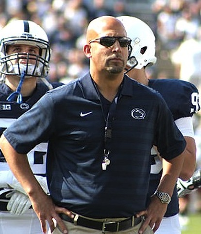 James Franklin's Promise & Why His Penn State Football Future Starts Now